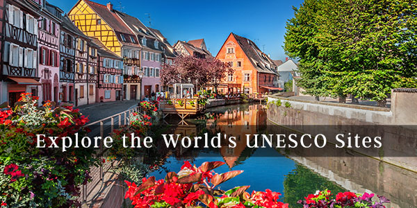 Explore the World's UNESCO Sites